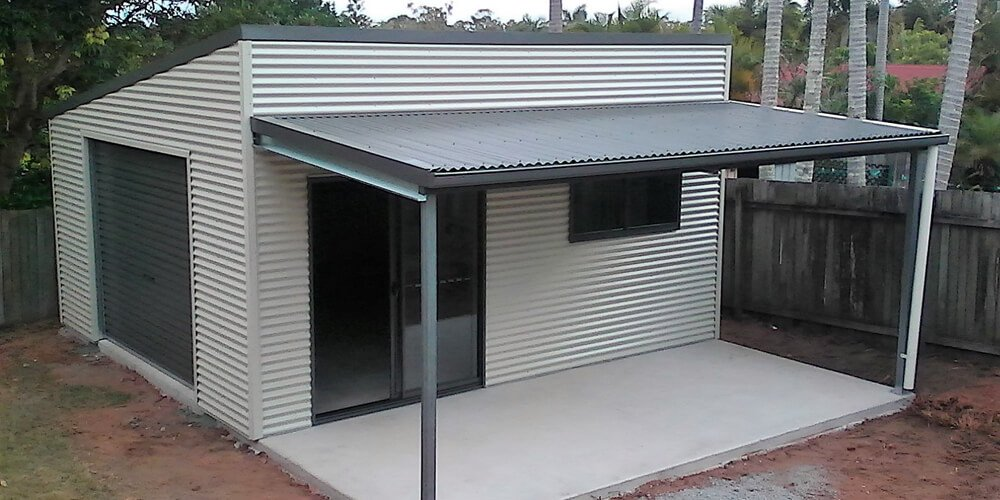 Domestic Sheds