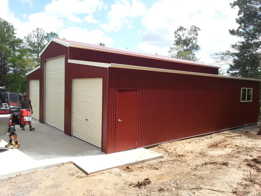 Barns Slide15 Southern Cross Sheds Sunshine Coast