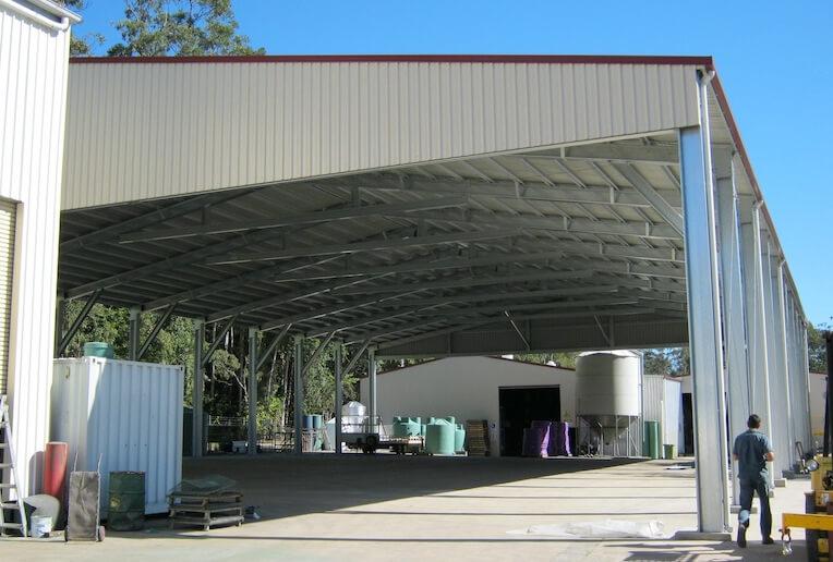 Industrial 19 Southern Cross Sheds Sunshine Coast